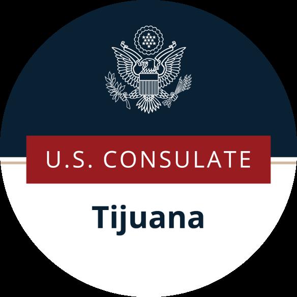 CONSULADO AMERICANO GENERAL DE LOS ESTADOS UNIDOS EN TIJUANA